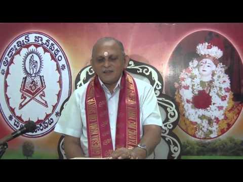 Mundakopanishad : Day 1 : Introduction : Sri Chalapathirao : Pravachanam In Telugu
