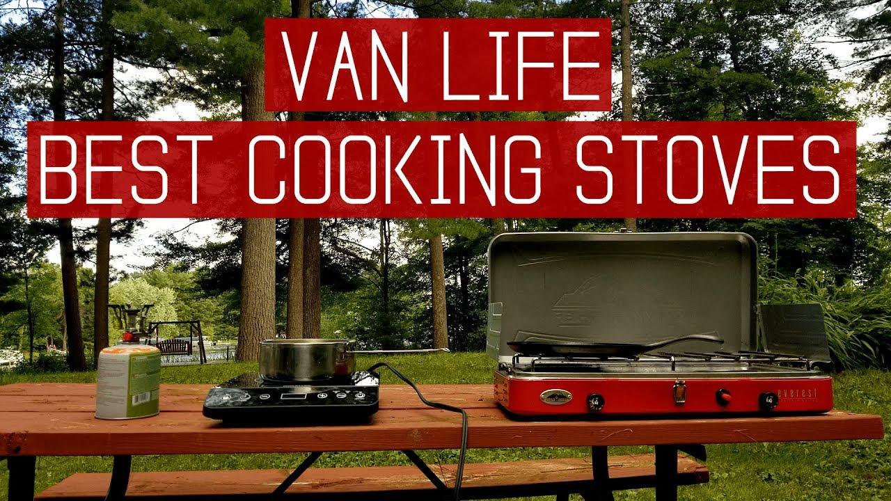 Van Life: Best Cooking Stoves