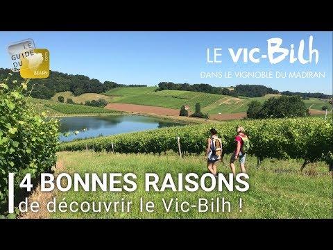 Découvrez Le Vic-Bilh, Dans Le Vignoble Du Madiran