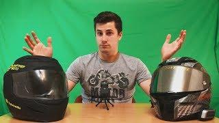 Мой новый шлем | Обзор шлема Icon Airmada и AGV GT Veloce #RideIcon