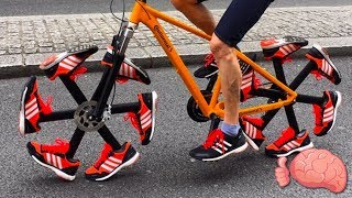 7 Inusuales BICICLETAS Que Debes Conocer | Mr. Tops thumbnail