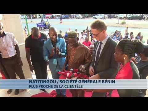 [Publi-reportage] U agence de la Société générale du Bénin inaugurée à Natitingou