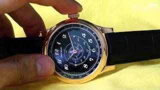 Montblanc Villeret 1858 Vintage Chronographe