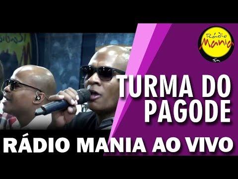 🔴 Radio Mania - Turma do Pagode - Melhor Amigo