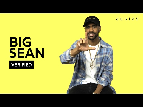 "Big Sean ""Bounce Back"" Official Lyrics & Meaning 