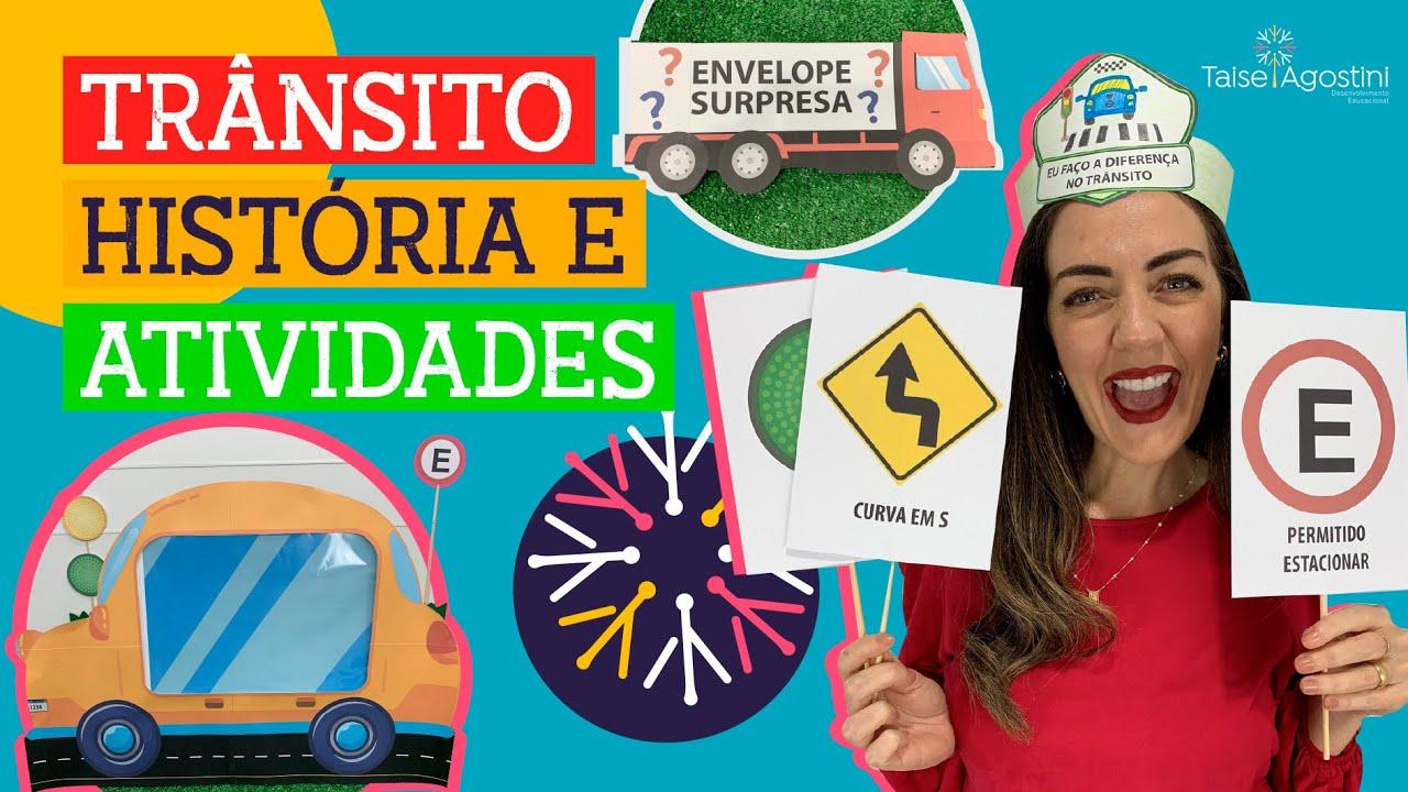 Download SEMANA DO TRÂNSITO - PLANEJAMENTO PRÁTICO PARA AULA ON-LINE E PRESENCIAL