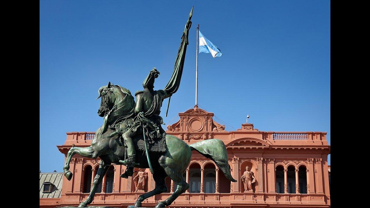 Casa Rosada e Plaza de Mayo - Buenos Aires - GoPro - YouTube