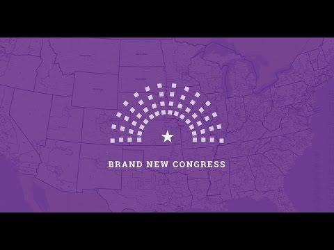 Brand New Congress Livestream