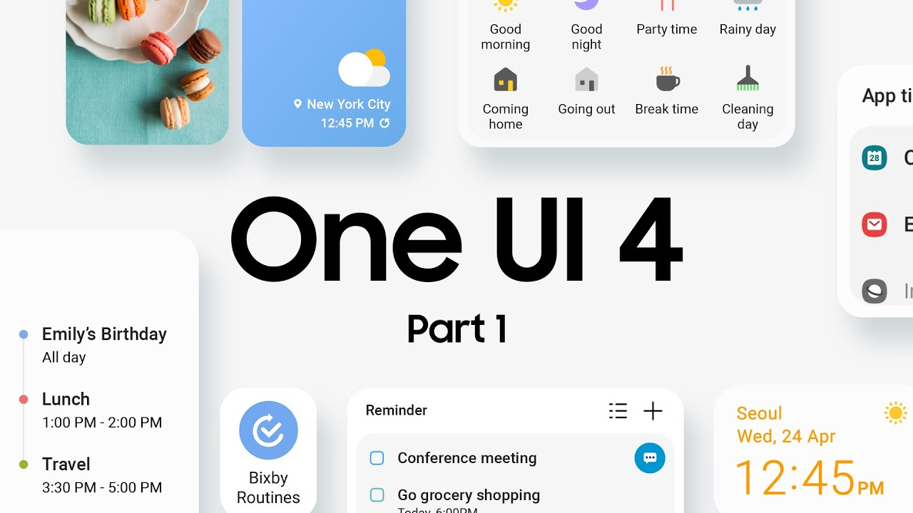 Download One UI 4: Official Introduction Film - Part 1 | Samsung