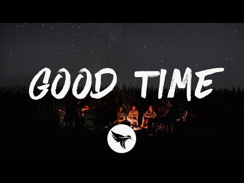 Niko Moon - Good Time (Lyrics)