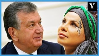 Шавкат мирзиёев оиласи Юлдуз Усмонова концертида