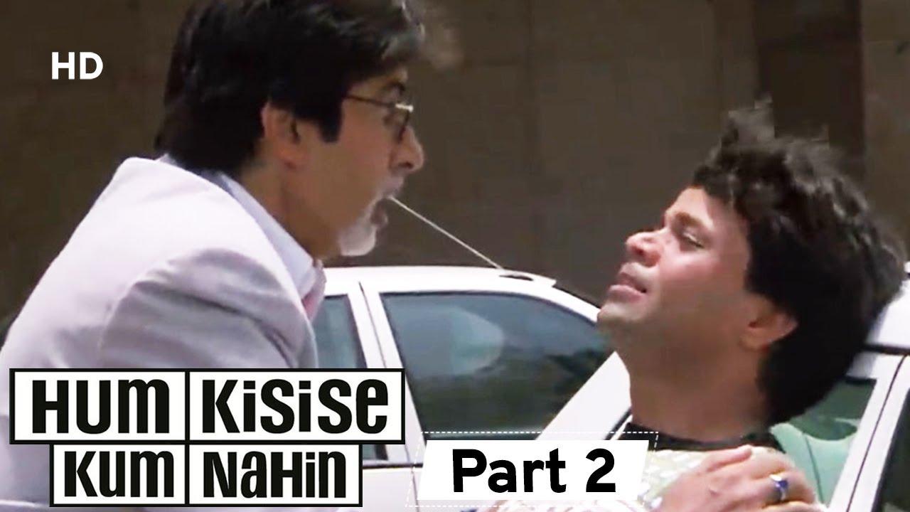 Hum Kisise Kum Nahin - Superhit Comedy Movie Part 2 - Amitabh Bachchan- Sanjay Dutt- Ajay Devgan