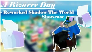 Reworked Shadow The World Showcase | A Bizarre Day Reworked STW Showcase + Some Combos | Roblox