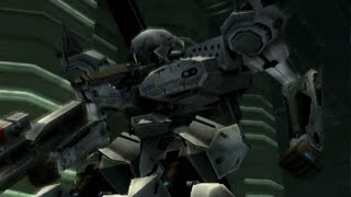 Attack Urban Center : Armored Core Nexus