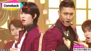Cover images Super Junior - MAMACITA, 슈퍼주니어 - 아야야, Music Core 20140830
