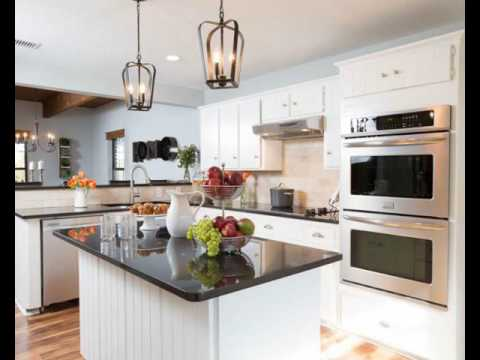 20 Small Kitchen Makeovers You Won't Believe