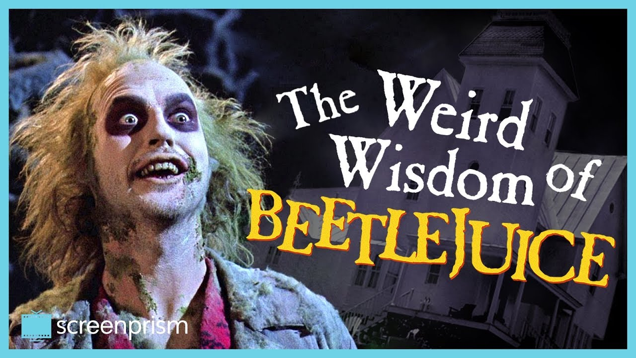"""30 Years Later: The Weird Wisdom of """"Beetlejuice"""""""