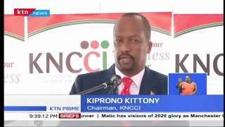 Kenya national chambers of commerce and industry hold AGM
