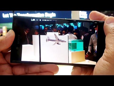 Smartphone Sony Xperia XZ Premium : vidéo en 960 images seconde !