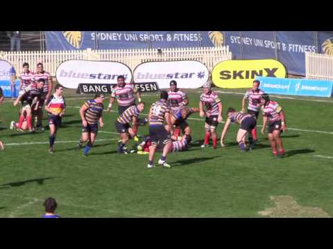 2nd Grade - Southern Districts v Sydney University - ROUND 9