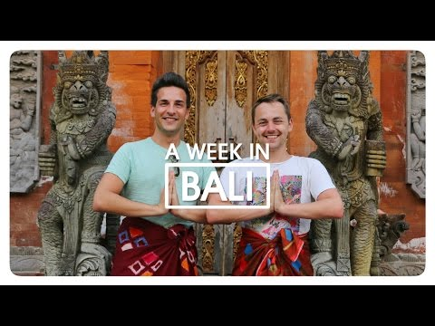BALI (Indonesia) ● Marco & Alan Travel Experience