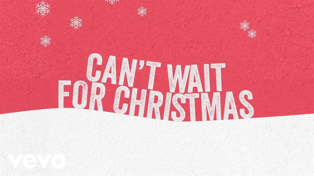 tobymac cant wait for christmas lyric video ft relient k