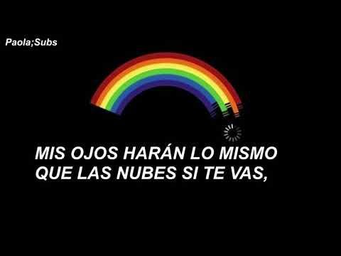 It will rain- Bruno Mars //español