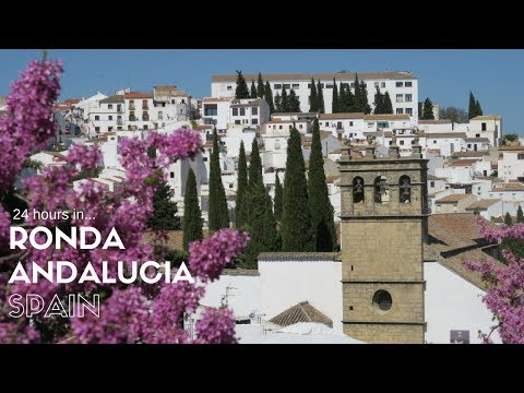 Ronda, Andalucía, Spain:  An Overnight Trip During Semana Santa
