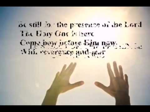 BE STILL FOR THE PRESENCE OF THE LORD-Instrumental by The Salvation Army Brass Band