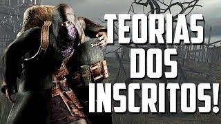 TEORIA DOS INSCRITOS SOBRE O MERCADOR DE RESIDENT EVIL 4!
