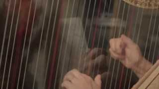 Harpist Kobie du Plessis plays Watching the Wheat by John Thomas