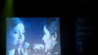 Shreya Ghoshal- Live at Wembley (30th April, 2011)- Mein Jeena Tere Naal