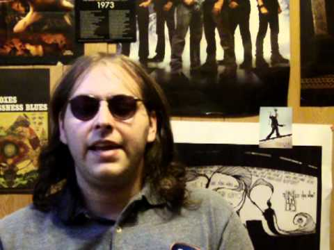Channel Update 10-2-11 - Pink Floyd, Megadeth and the RETURN of ON THE UNDERGROUND