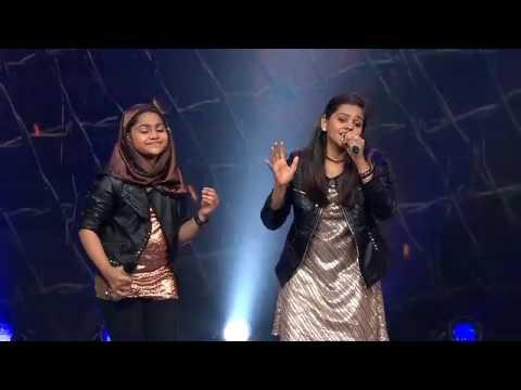 SaReGaMaPa Lil Champs - Yumna & Shanmukhapriya (CANADA)