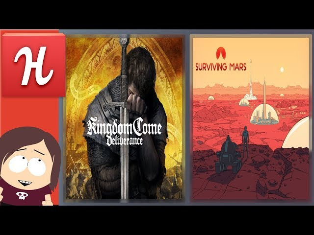 Humble Monthly July Reveals || Kingdom Come Deliverance Early Unlock!