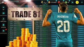 FIFA MOBILE 2020 - Trade 81 do Marco Asensio - INVESTIMENTO