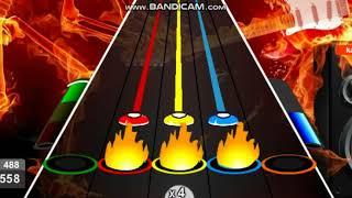 Guitar Flash Custom - OST Kimi No Na Wa Sparkle by RADWIMPS 100% FC EXPERT (21302)