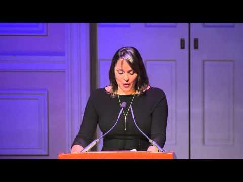 Natasha Trethewey Presents Final Lecture as Poet Laureate