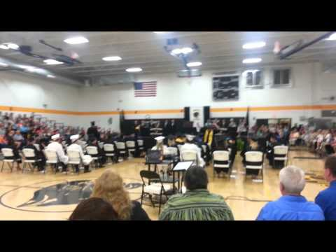 Goreville High School Class of 2013 Graduation Harlem Shake
