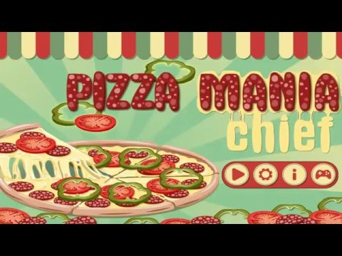 Pizza Mania  Chief - Best Android iOS Games HD