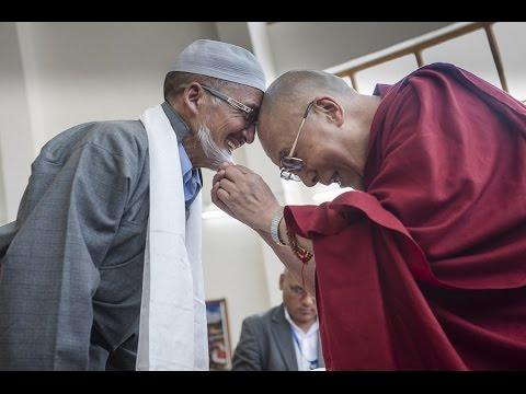 Далай-лама. Обращение к мусульманскому сообществу в Лехе