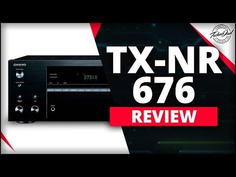 Onkyo TX-NR676 Budget A/V Receiver Review