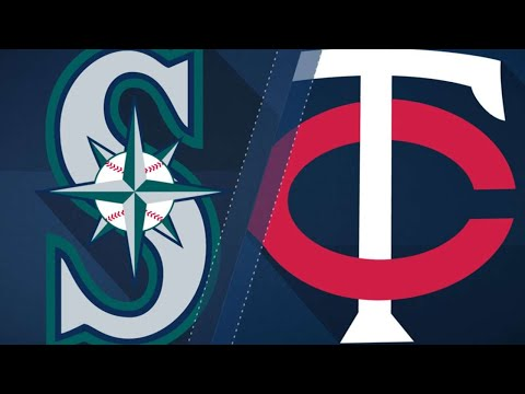 Mariners score 11 to cruise past Twins: 4/7/18