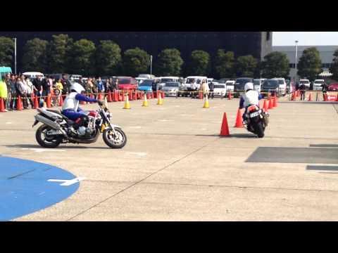 レインボー埼玉 バイク スーパーテクニック