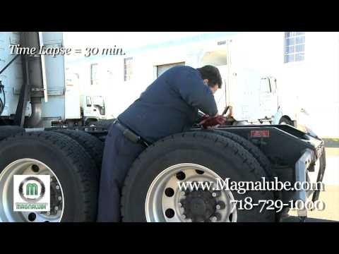 How To Grease Trucks: Truck Maintenance with Magnalube-GX