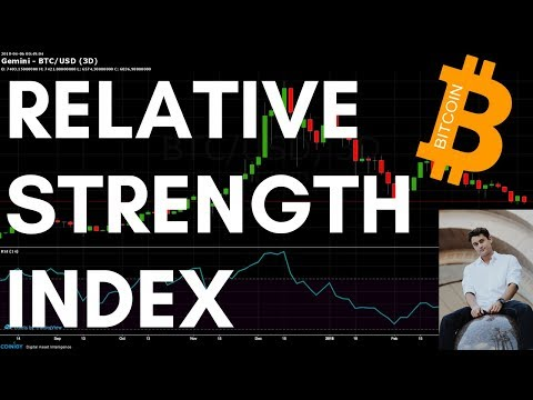 Relative Strength Index - How To Trade Cryptocurrency / Bitcoin