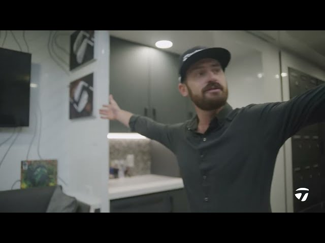 Inside the TaylorMade Tour Truck | TaylorMade Golf
