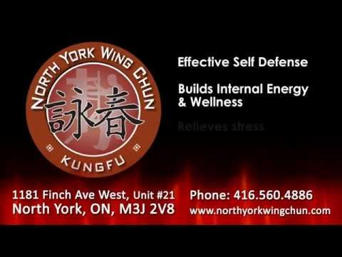 North York Wing Chun - 30 Seconds Commercial Spot