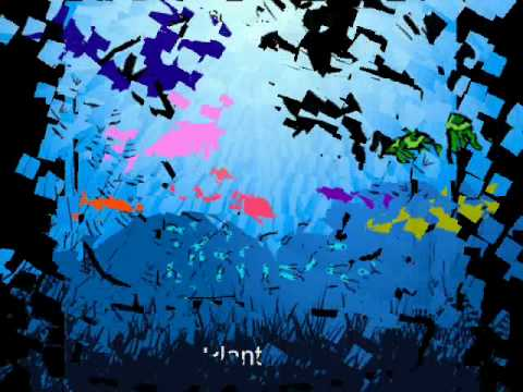 Ocean Ecosystem Drawing Ocean Ecosystem