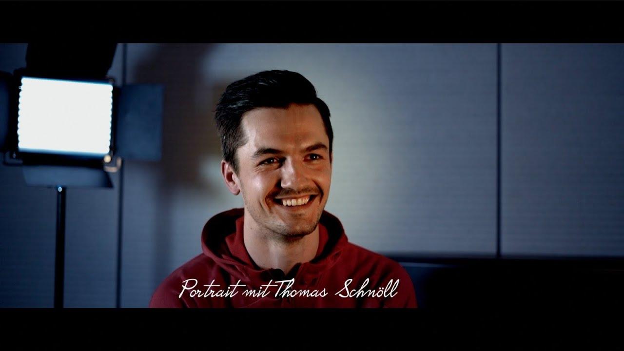 Thomas Schnöll der Trainer des SK Adnet war zu Gast im SizaSport.TV Portrait